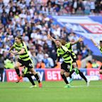 Huddersfield Town promoted to Premier League after beating Reading in play-off penalty shootout
