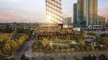 Rogers Real Estate Development Ltd. and the City of Mississauga reach for new heights