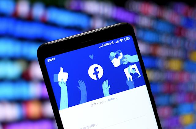 Facebook takes down fake accounts in Uganda and Palestine