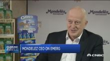 Mondelez CEO on emerging markets and trade