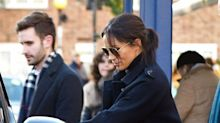 Meghan Markle Was Just Spotted on a ~Secret Lunch Outing~ and She Looked SO Chic