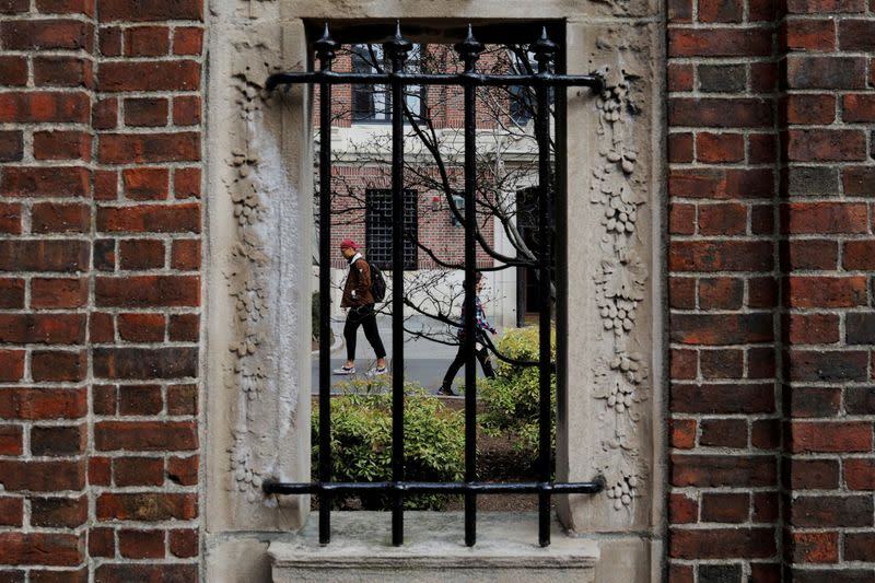 U.S. appeals court questions Asian-American bias claims against Harvard