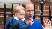 Prince William says he'll teach Prince George this life-saving lesson