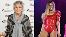 "Germaine Greer criticises Beyoncé saying ""why has she always got to be naked?"""
