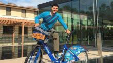 Man Rides Bike Share 2,900 Miles Across Country, Charged $1,200