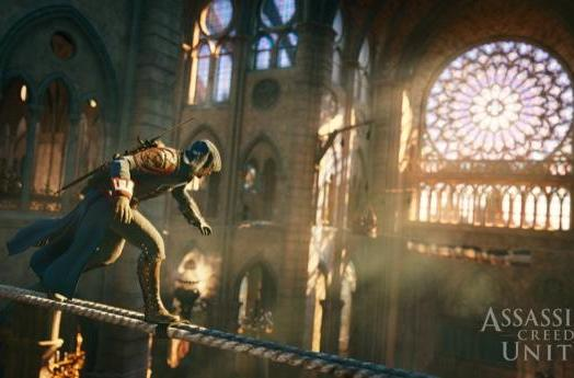 Assassin's Creed: Unity at 900p, 30fps on Xbox One, PS4