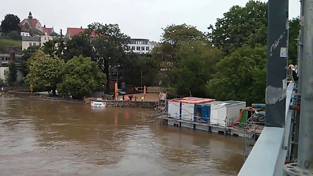 Flooding threat worsens for Meissen