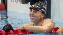Katie Ledecky's historic dominance is reaching absurd levels