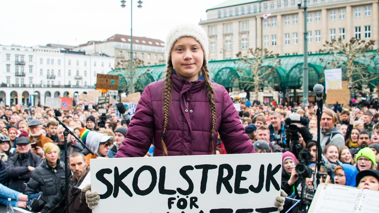 Wie Kommt Greta Thunberg Zurück