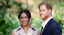 Harry And Meghan Confirm They're Spending Christmas With Doria Ragland This Year