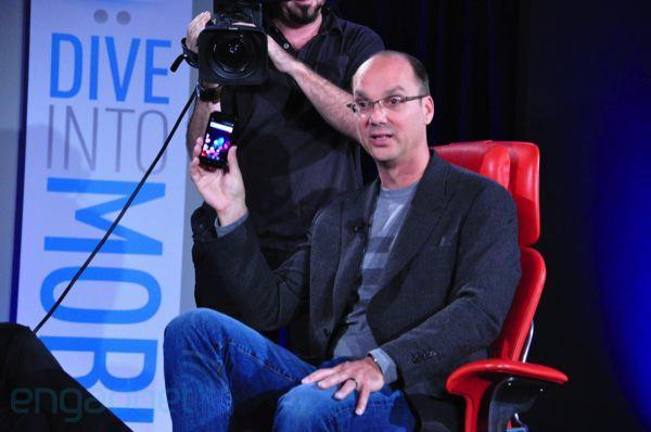 Google's Andy Rubin live from D: Dive Into Mobile