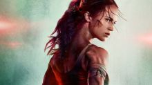 WATCH: Alicia Vikander in your first Tomb Raider teaser