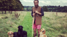 Hot dude alert: Kate Middleton's brother just made his Instagram public