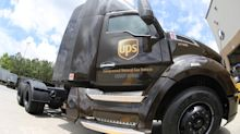 UPS strays from electric with $130M investment in natural gas fleet