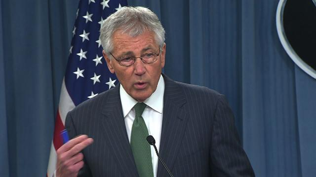 Hagel: U.S. considering arming Syrian rebels
