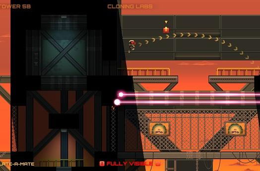Stealth Inc 2 sneaks to Wii U eShop October 23
