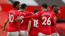 Marcus Rashford 'blessed' to be fit again and lauds 'fantastic' Mason Greenwood