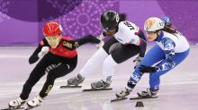 Teen Breakout Speed Skater Maame Biney Looks Back at Her First Olympics and Teases the Future