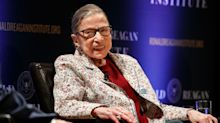 Ruth Bader Ginsburg Says She's Beginning The New Year Cancer-Free