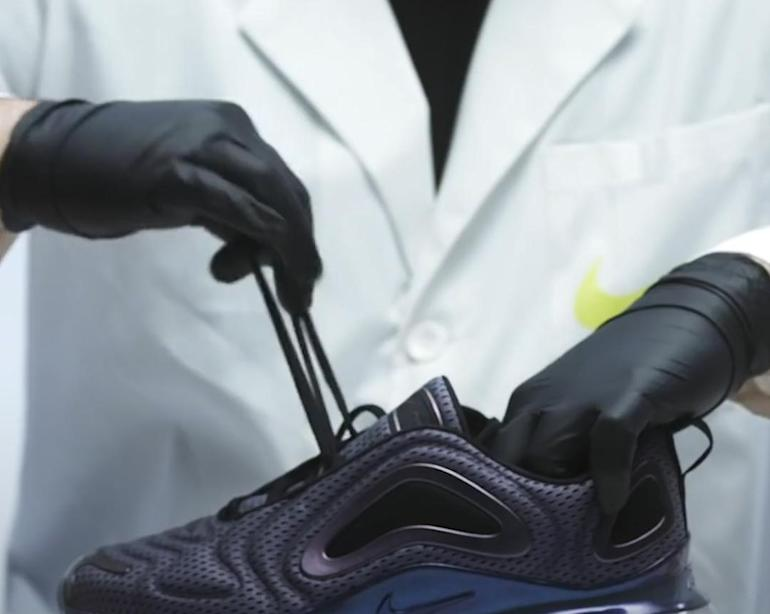 online retailer 1129c 0fa10 How Nike Air Max 720s are made [Video]