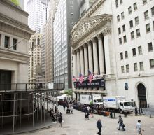 Stock market news live updates: Nasdaq jumps 0.9% as tech stocks leap while Dow drops 210 points, or 0.6%