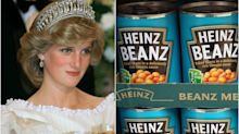 Princess Diana's former chef says he made the 'cardinal sin' of serving her favorite breakfast - a can of baked beans - to Americans