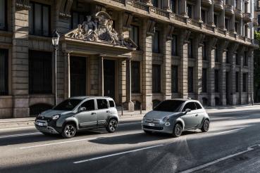輕油電動力首度入列,FIAT 500、Panda陣容更加完整