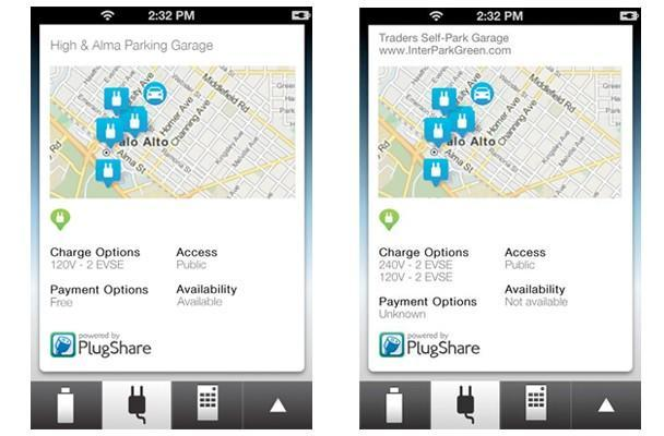 MyFord Mobile adds PlugShare's location data, C-Max and Fusion Energi compatibility