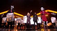 Katy Perry Makes Another Political Statement With Performance at Brit Awards