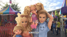 This is what millennial mum Barbie looks like