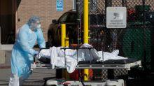 Nueva York registra mayor cifra de muertos diarios por crisis coronavirus