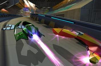 Wipeout Pulse gets custom soundtracks & Infrastructure
