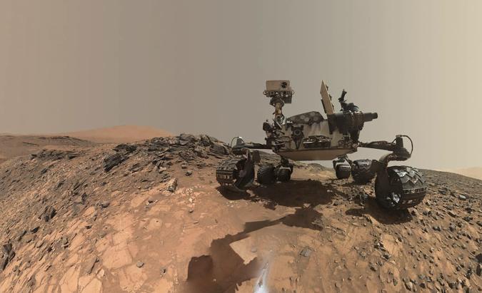 Reuters/NASA/JPL-Caltech/MSSS/Handout