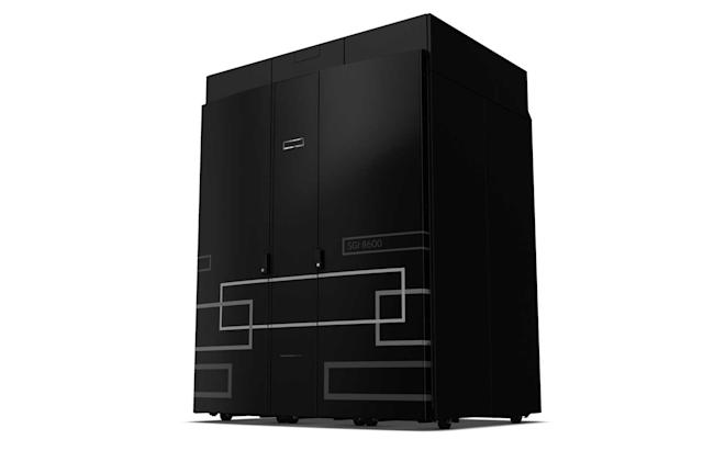 HPE supercomputer will help simulate mammalian brains