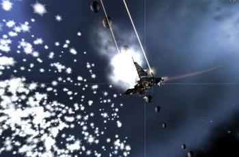 EVE Online's snowball fights to end January 6th