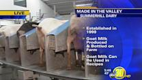Made in the Valley: Summerhill Goat Dairy | 1 of 2
