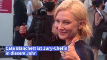 Cate Blanchett und Tilda Swinton bringen Glamour nach Venedig