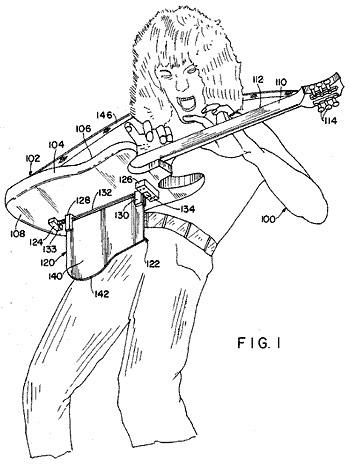 Celebrity patents unearthed