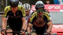 Tour d'Italie: Yates, premier cas positif au Covid-19, abandonne