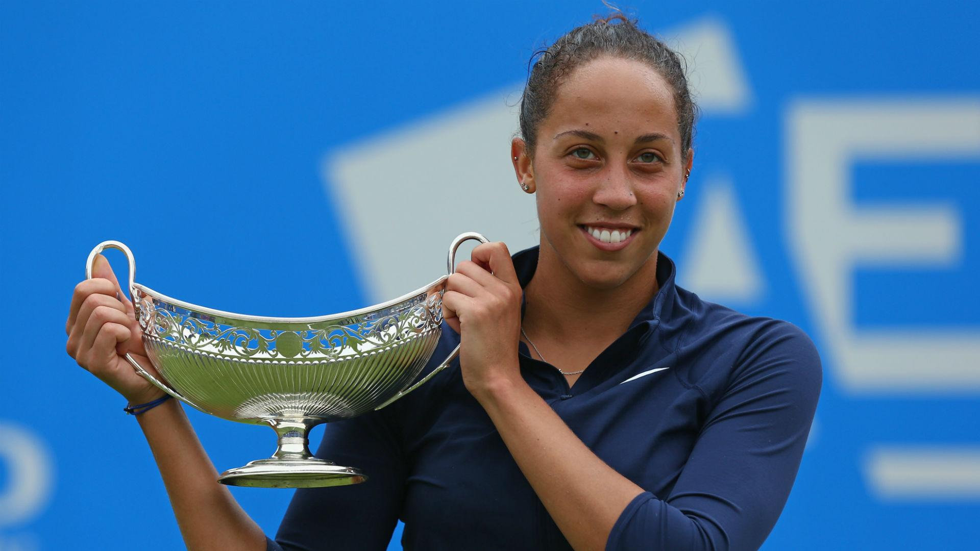 Get the latest news stats videos and more about tennis player Madison Keys on ESPNcom