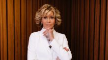 Jane Fonda, 82, finished with plastic surgery: 'I'm not going to cut myself up anymore'