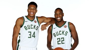 Does Giannis have the right wingman?