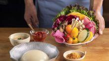 觀塘APM新火鍋店美人鍋 日本直送雞肉 一人一鍋套餐+果汁任飲|區區搵食