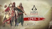 Assassin's Creed Chronicles - Announcement Trailer