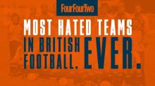 Ranked! The 10 most hated ever teams in British football