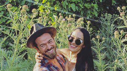 Pregnant Nikki Bella Shares Sweet Note to Artem Chigvintsev: 'Glad I Took the Chance on You'
