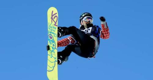 Snowboard - ChM - Big air - L'Autrichienne Anna Gasser et le Norvégien Staale Sandbech champions du monde de Big air