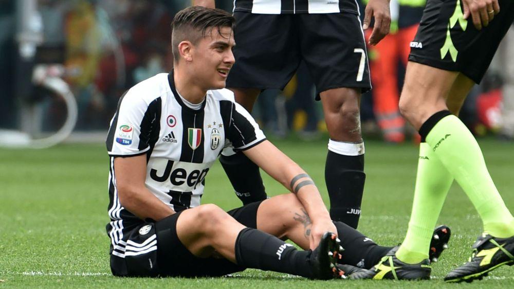Dybala and Mandzukic doubts for Juventus' trip to Napoli