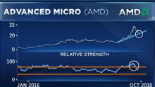 Chip stocks are getting crushed ahead of AMD earnings — here's what to watch