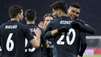 Asensio subs in, nets late winner for Madrid
